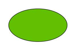 Etichette resinate ovali