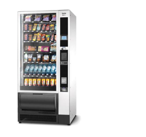 Etichette resinate per distributori automatici di bevande e caffè